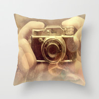 Photo dreams Throw Pillow by LJehle