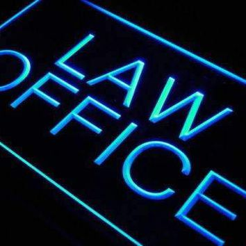 Law Office Neon Sign (LED)