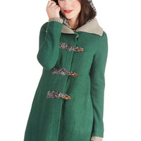 Expert in Your Field Hockey Coat | Mod Retro Vintage Coats | ModCloth.com