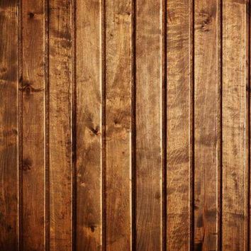WRANGLER SMOOTH BROWN WOOD BACKDROP  5x6 - LCCR7044 - LAST CALL
