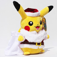 Pokemon Pikachu Plush Toy Doll