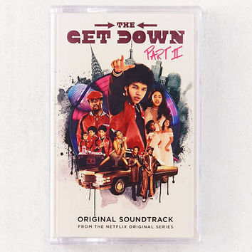 Various Artists - The Get Down Part II Soundtrack Limited Cassette Tape | Urban Outfitters