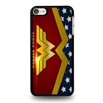 WONDER WOMAN iPod Touch 6 Case Cover