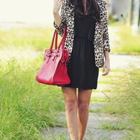 Lively In Leopard Blazer: Multi | Hope's