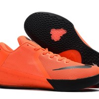 Nike Men's Zoom Kobe Venomenon 6 EP, Orange/Black
