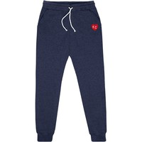 NAVY KC HEART JOGGER