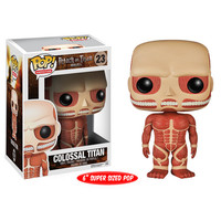 Attack on Titan - Colossal Titan  - 6 inch Pop! Vinyl Figure