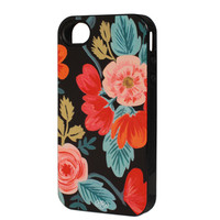 Rifle Paper Co. - Russian Rose iPhone 4 + 4s Case - INLAY