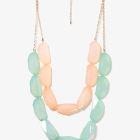 Vibrant Contrast Necklace