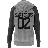 Jacob Sartorius Hoodie: Girly Growl