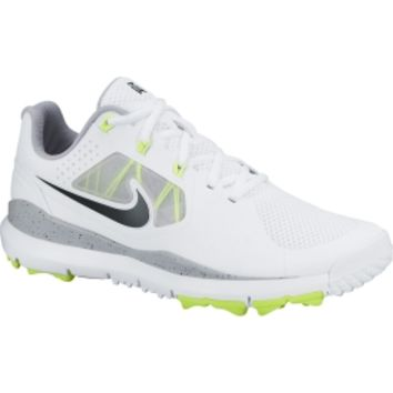 Nike TW 14 Mesh Golf Shoes - WHITE/GREEN | DICK'S Sporting Goods