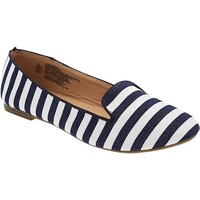 Old Navy Womens Patterned Smoking Flats