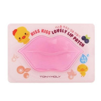 TONY MOLY Kiss Kiss Lovely Lip Patch (5P) (Korean original)