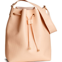 Drawstring Shoulder Bag - from H&M