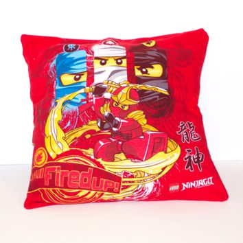 Ninjago Pillow