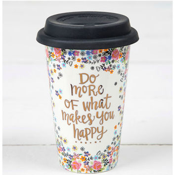 Natural Life Thermal Mug - Do More