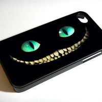 ALICE IN WONDERLAND CHESHIRE CAT SMILE 2 iPhone Case And Samsung Galaxy Case