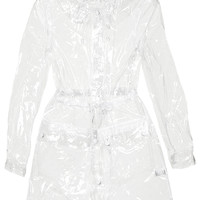 Clear Plastic Rain Mac - New In This Week - New In - Topshop USA
