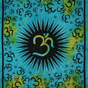 Om Echoes Tapestry