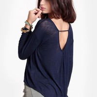 Unchartered Waters Burnout Top