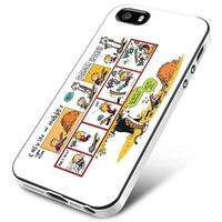 Calvin And Hobbes Comics Trip iPhone 5 | 5S | 5SE Case Planetscase.com