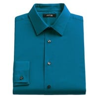 Apt. 9 Slim-Fit Solid Stretch Dress Shirt - Men, Size: