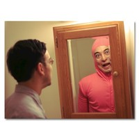 mirror24x18preview Poster | FilthyFrank