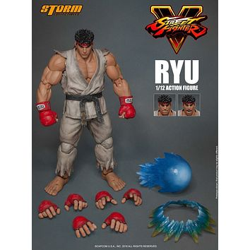 Ryu - 1/12 Scale Action Figure - Street Fighter V