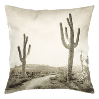 H&M - Cotton Cushion Cover - Beige