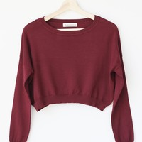 Brooklyn Sweater Top