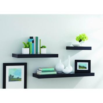 Better Homes and Gardens Floating Shelf - Walmart.com