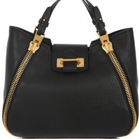 Tom Ford - Sedgwick small textured-leather tote