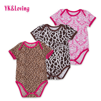 Baby Bodysuits, Short Sleeve