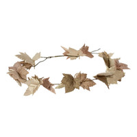 Autumn Leaves crown headband | eliurpi