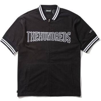 The Hundreds - Club SS Jersey - Black