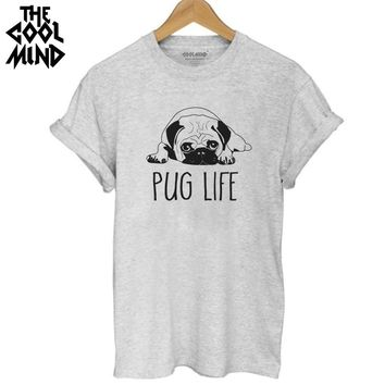If you love your Pug you will love this T Shirt