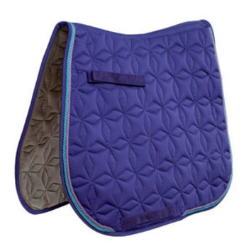 Roma® Ecole Star Quilted All Purpose Saddle Pad | Dover Saddlery