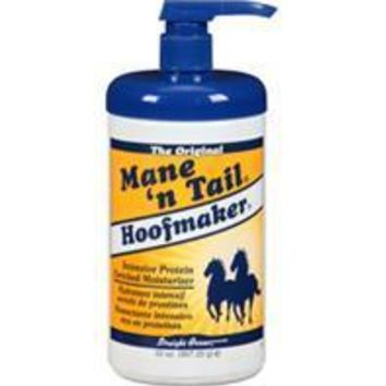 Straight Arrow Products D - Mane 'n Tail Hoofmaker With Pump For Horses