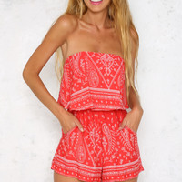 Sylvia Playsuit