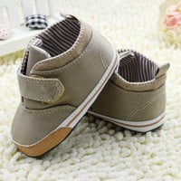 Jacob Baby Boy Canvas Sneaker