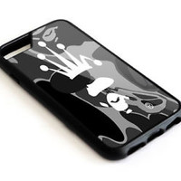 Best Bape Stussy.0x2 Survival Fit iPhone 7 and 7 Plus Hard Plastic Protect Case