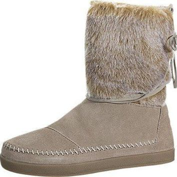 TOMS Womens Nepal Boots