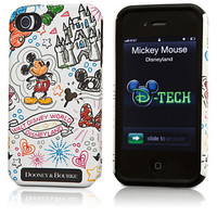 Disney Mickey Mouse iPhone 4/4S Case by Dooney & Bourke - White | Disney Store