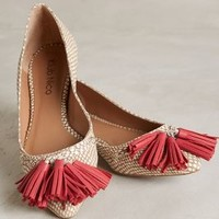 Tassel Flats by Klub Nico Neutral Motif