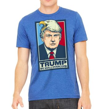 Donald Trump We Shall Overcomb Shirts
