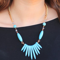 The Forever Turquoise Necklace