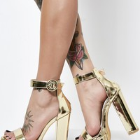 Money Making Platform Heels