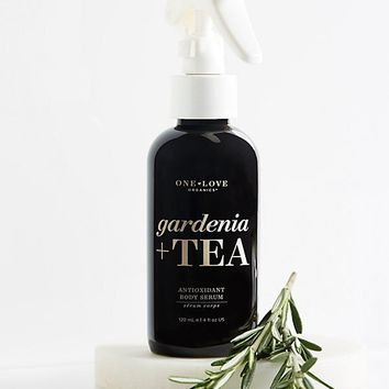 One Love Organics Gardenia & Tea Antioxidant Body Serum