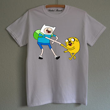 Adventure Time-Jake & Finn