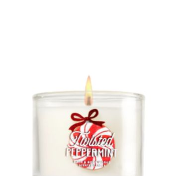 Mini Candle Twisted Peppermint